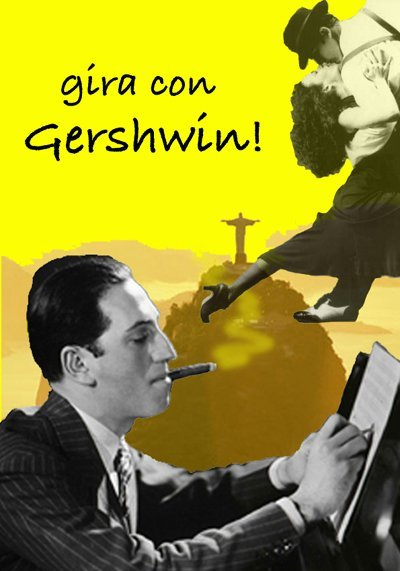Gira Con Girshwin - a musical tour round South America