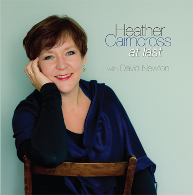 At Last the album CD Front cover