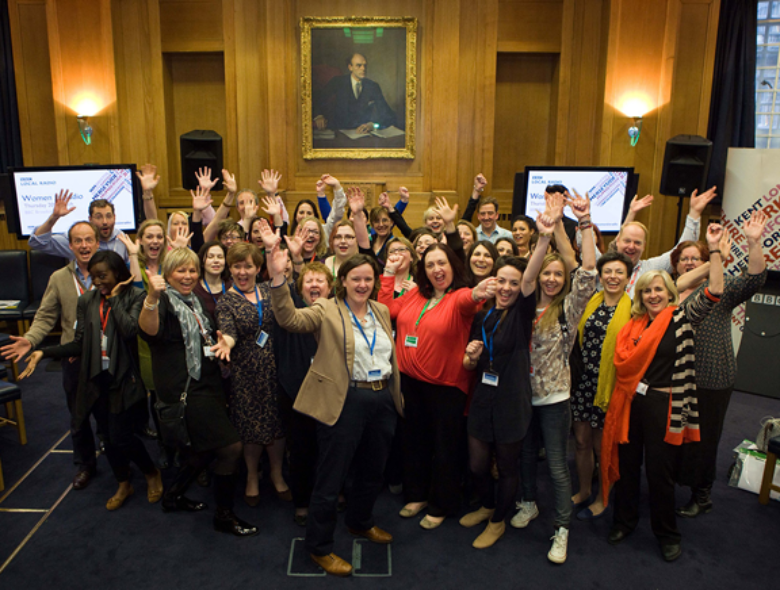 The Women In Radio London Event celebrating